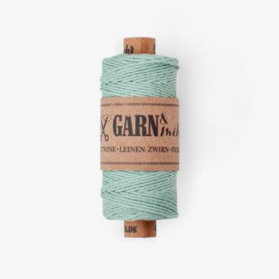 Garn und Mehr - Leinen Zwirn Mint