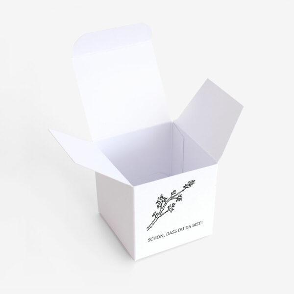 """Gastgeschenk Verpackung """"Twigs"""""""