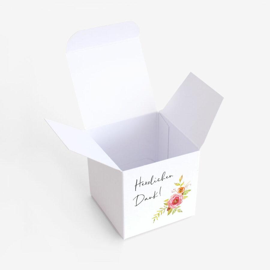 """Gastgeschenk Verpackung """"Bloomy"""""""