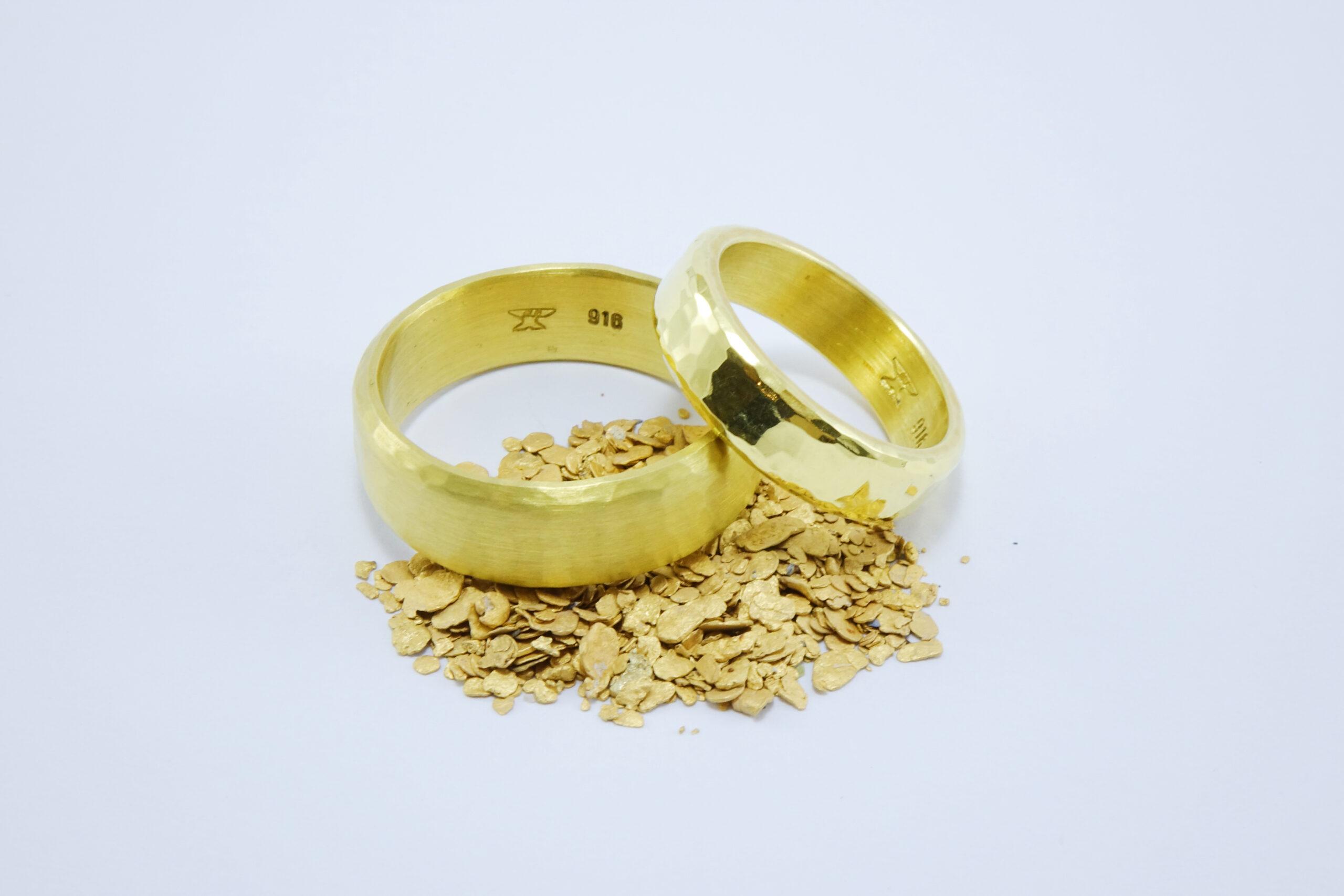 Eheringe aus Naturgold: Das solltest Du über die Herkunft von Gold wissen (Teil 1 von 2) 4
