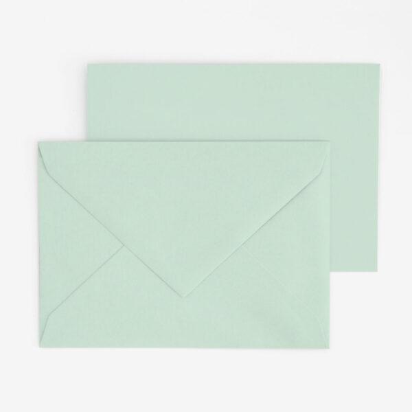 Briefumschläge B6 Pastellblau