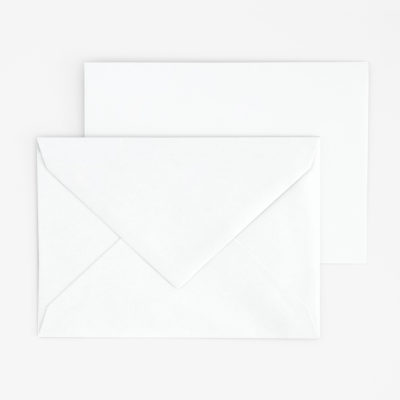 Briefumschläge B6
