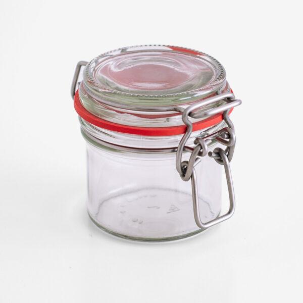 Bügelverschlussglas von Leifheit