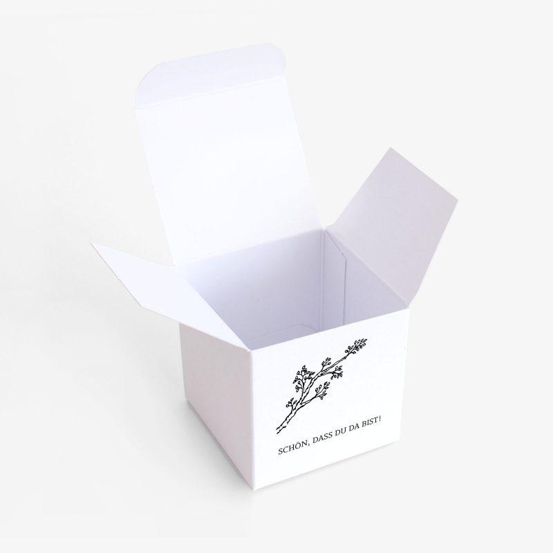 Gastgeschenk Verpackung Twigs