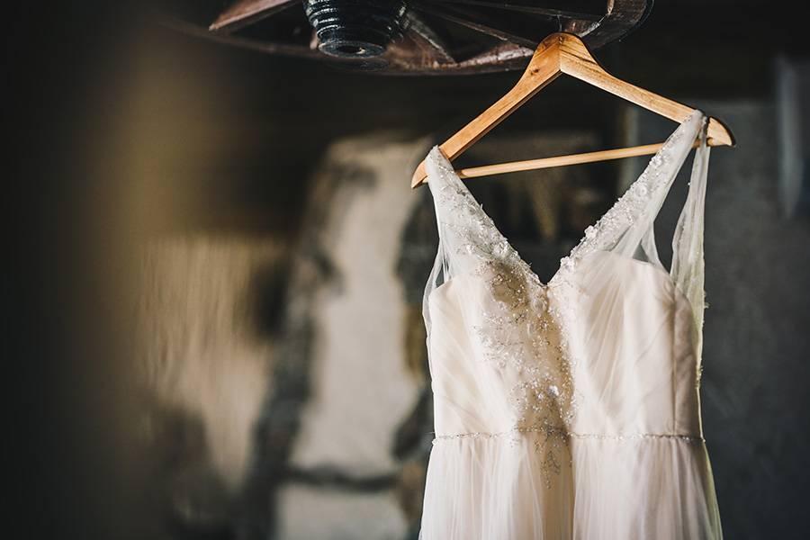 gebrauchtes Brautkleid
