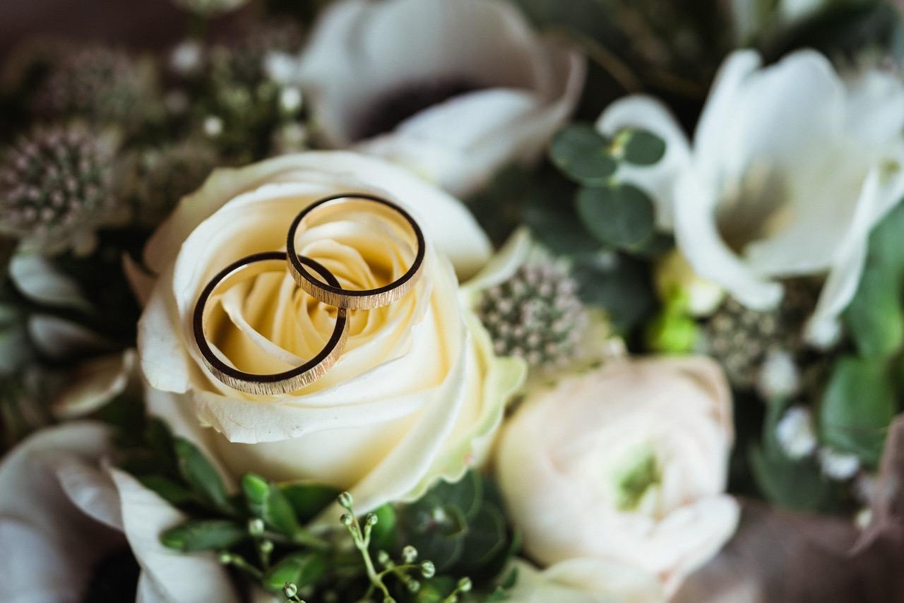 Nachhaltige Hochzeit: Ringe